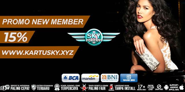 Dapatkan Kelebihan Bermain Poker Online Uang Asli di Skypoker99