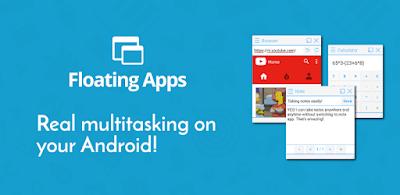 Floating Apps (multitasking) Apk for Android Premium Full Unlocked