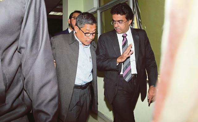 CEO, Pegawai Zakat Pulau Pinang Didakwa Rasuah