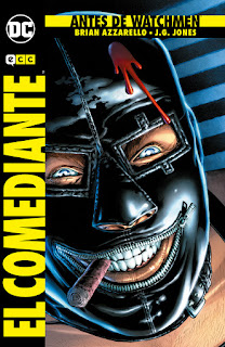 Antes de Watchmen Comediante