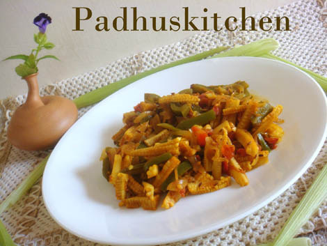 recipe: baby corn fry padhuskitchen [4]