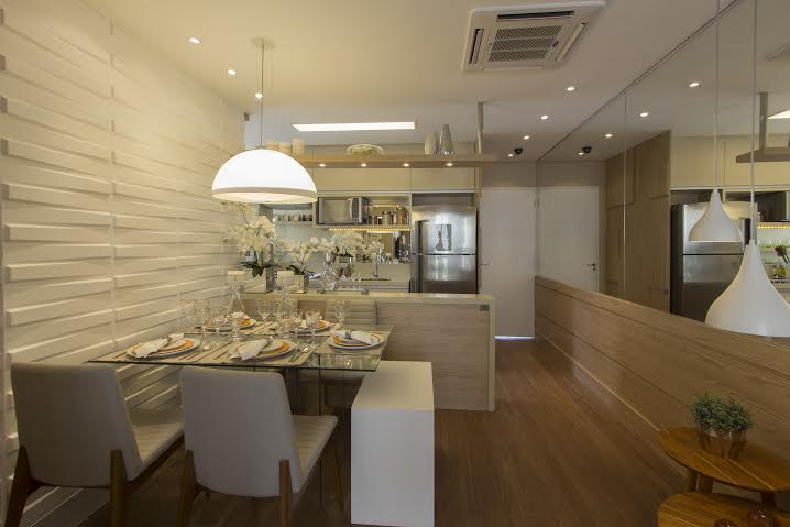 Integrando cozinha e sala de jantar papo de design for Sala y yo que se