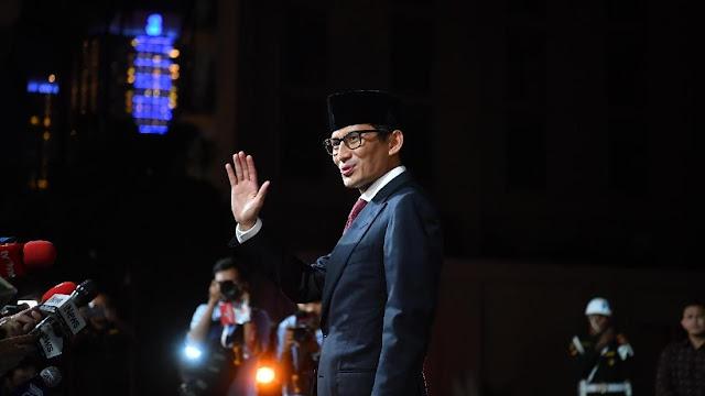 Jokowi Tanya Prabowo soal <i>Mobile Legends</i>, Sandiaga Menjawab