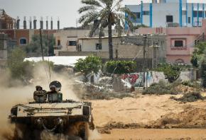 Israel cerca povoado da Cisjordânia após ataque em Jerusalém