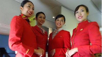 Cathay Sexy Flight attendance