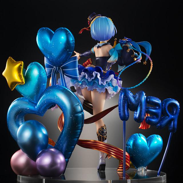 Figuras: Increíbles figuras de Emilia, Ram y Rem - Idol Ver - Shibuya Scramble Figure