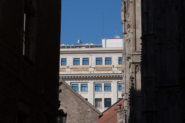 Barcellona-Scorcio