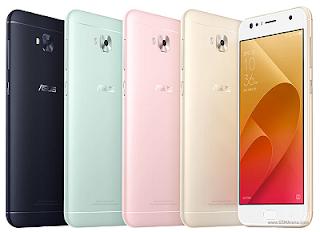 Harga HP Asus Zenfone 4 Selfie ZD553KL keluaran terbaru