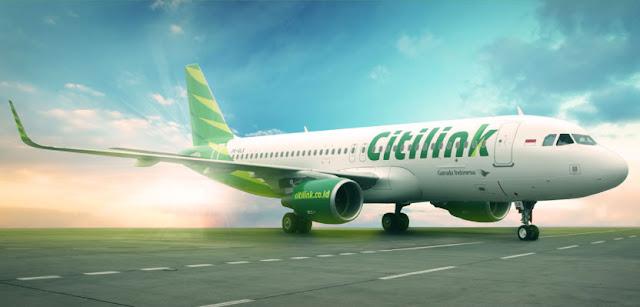Pilot Mabuk, CEO Citilink Mengundurkan Diri