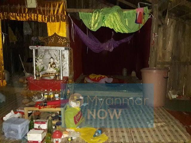 ေအာင္ၿငိမ္းခ်မ္း၊ ဝင္းနႏၵာ/Myanmar Now ● ဘုန္းႀကီးေက်ာင္း ငရဲခန္းမွာ လေပါင္းမ်ားစြာ