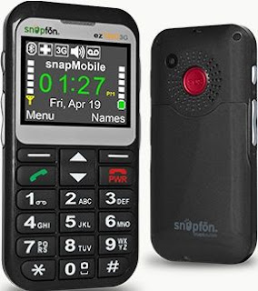 snapfone eztwo big button phones