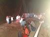 Ônibus com romeiros de Ararendá capota e deixa mortos e feridos