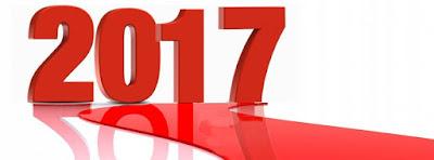 Couverture pour journal facebook bonne année 2017