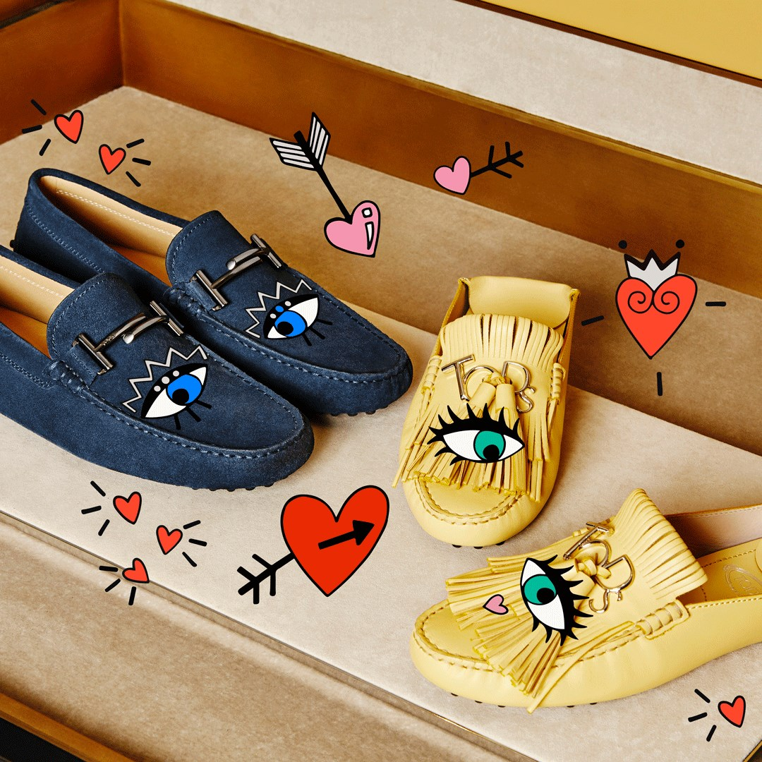 Tod's   'Falling in Love' Spring Summer 2018 Collection