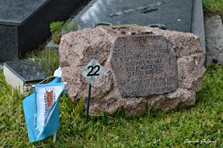 William Leslie Poole Cementerio Británico Uruguay Fútbol Albion  visitas guiadas