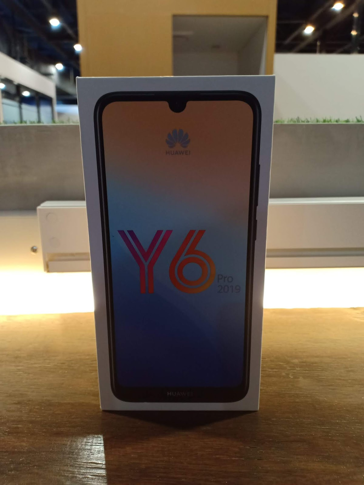 Huawei Y6 Pro 2019 Unboxing, First Look