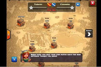 Strategi War COC Paling Jitu Agar Menang Terus...!!!