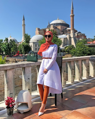 Hijab Style Turque - Tunique Mode 2019