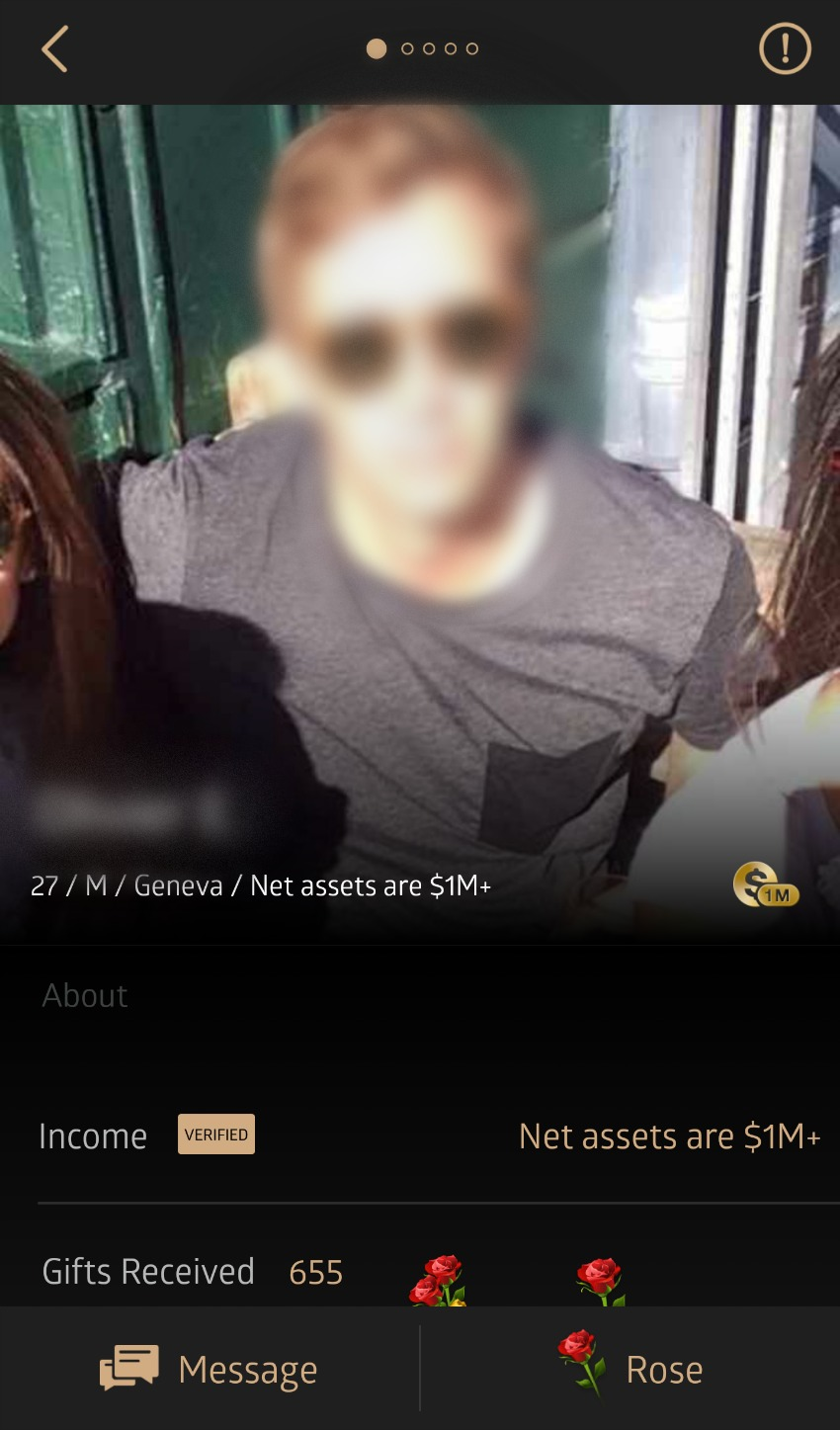 luxy dating app New york city (prweb) august 13, 2014 -- luxy, the first social dating app created exclusively for attractive, successful men and women looking for a long-term.