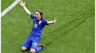 Kroasia Hancurkan Yunani 4-1, Selangkah dari Piala Dunia