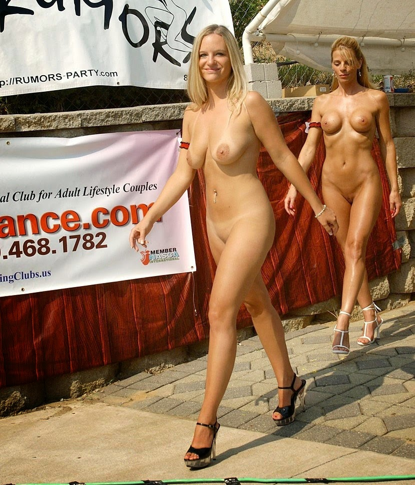 miss nude beach contest