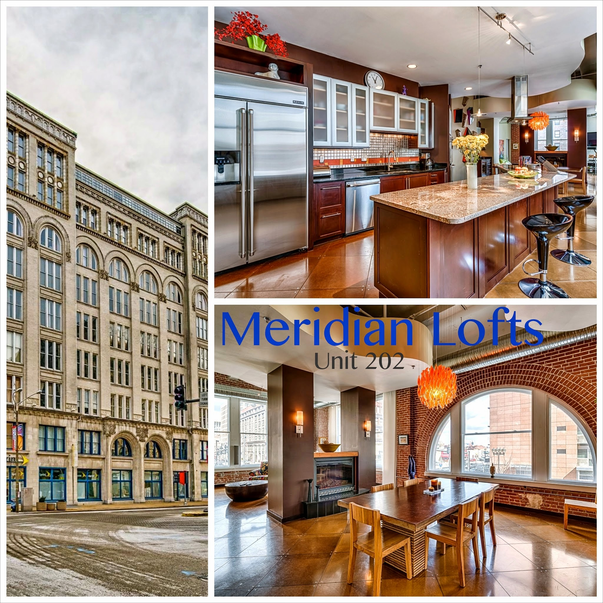 Meridian Lofts Extra Large, Extra Luxury
