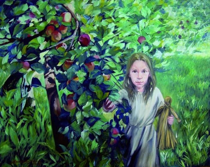 Талантливая русская художница. Раиса Арефьева