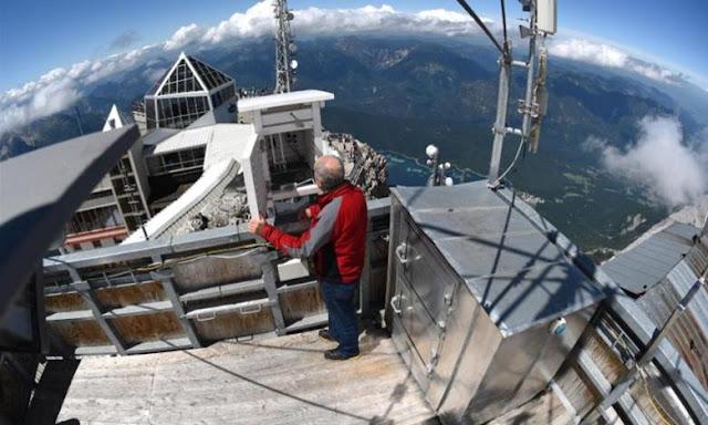 Zugspitze bald ohne Wetter-Beobachter