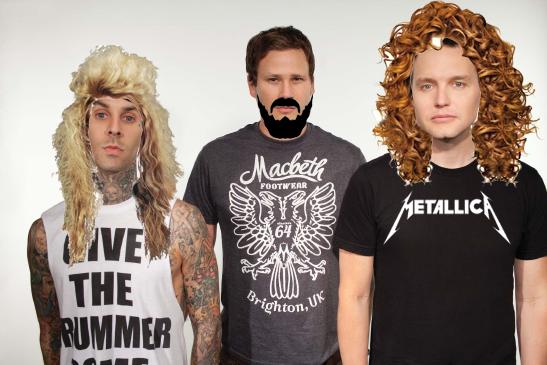If blink-182 was metal...