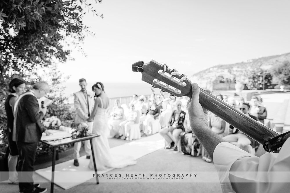 Civil wedding in Sorrento Italy