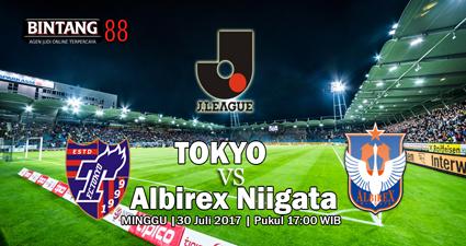 Prediksi Tokyo vs Albirex Niigata 30 Juli 2017