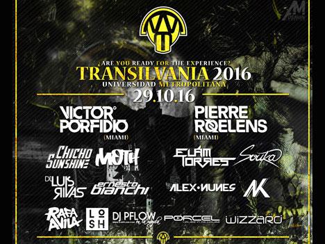 Transilvania 2016 UNIMET