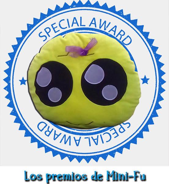 Premios de las artes otorgado por Mini-Fu