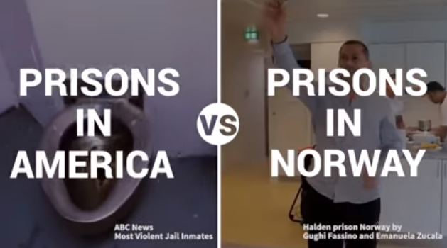 a critique of the us prison system Prison: to punish or to reform but for the safety of the rest of us we work with many groups nationwide to create a system that is not based on prisons.