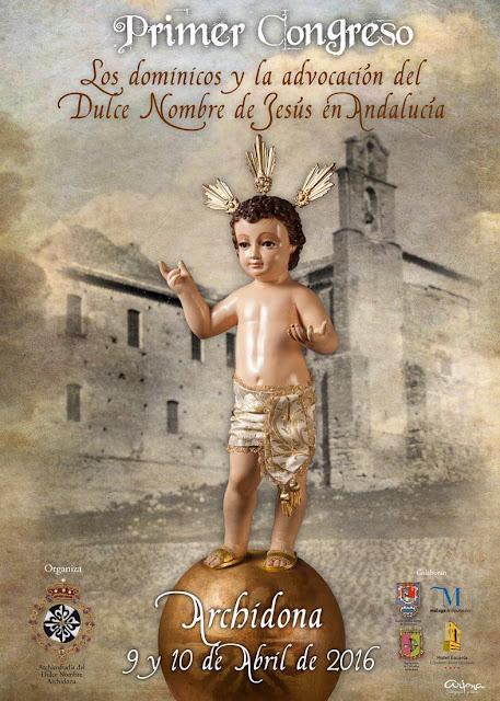Resultado de imagen de LOS DOMINICOS Y LA ADVOCACIÓN DEL DULCE NOMBRE DE JESÚS EN ANDALUCÍA