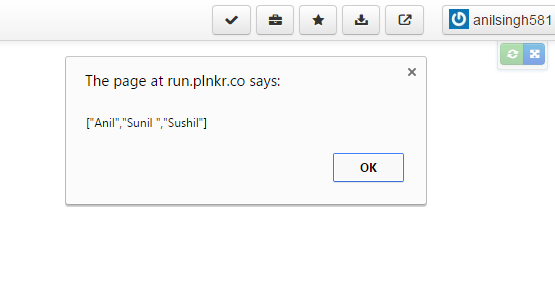 Pass JSON into JavaScript Array - Angular, TypeScript, Vue