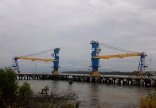 Pelabuhan Pelindo Batulicin