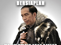 "Jokowi dan Politik ""Game of Thrones"""