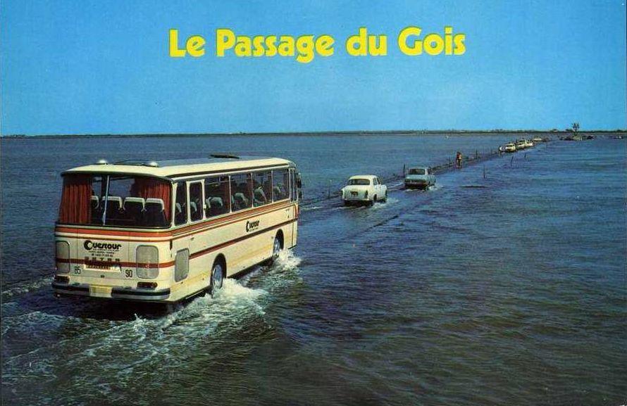 History Gois Passage France