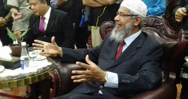 Ditanya Soal Al Maidah Ayat 51, Begini Jawaban Cerdas Dr Zakir Naik