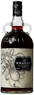 23p 1 Litre Rum Kraken Black Spiced, terrible tasting ships Amazon co uk till 15 p.m