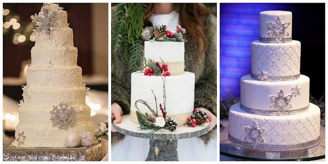 Ślub i wesele zimą, Zimowe torty weselne, Organizacja ślubu i wesela zimą, Zimowe Panny Młode, Zimowe inspiracje na ślub, Zimowy Ślub,