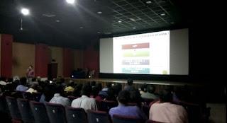 Career Guidance Seminar by Farzad Damania Career Counsellor at Army Public School Mumbai