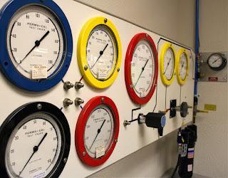 Calibration gauges
