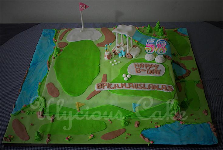 Pin Kue Tart Ultah Cake On Pinterest
