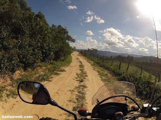 Próximo a  Santo Antônio do Norte/MG.