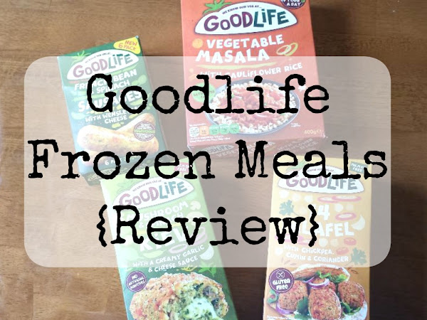 Goodlife Frozen Meals {Review}