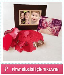 Sevginizi Anılarla Birleştiren Hediye Kutusu