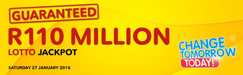 Ithuba Lotto Record Breaking Jackpot Of R110 Million Guaranteed Visit Flash Kazang A2pay And