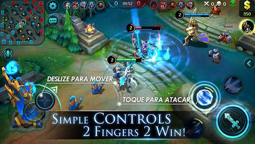 mobile legends game mirip dota di android sharing is caring